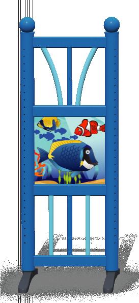 Wing > Combi D > Tropical Fish