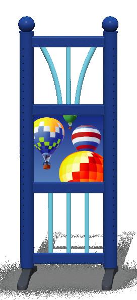 Wing > Combi D > Hot Air Balloons