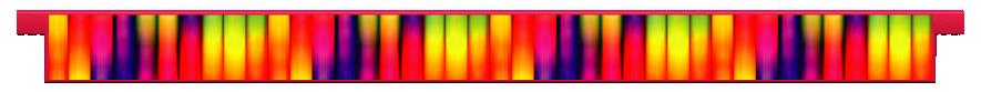 Planks > Straight Plank > Rainbow Tubes