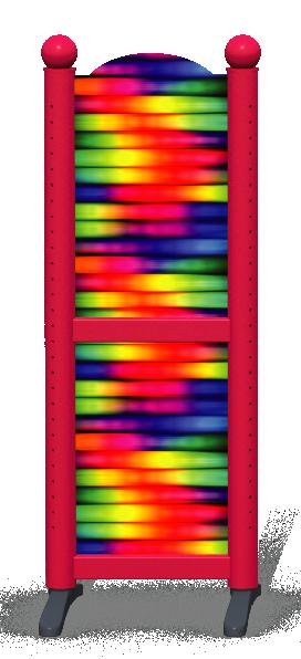 Wing > Combi H > Rainbow Tubes