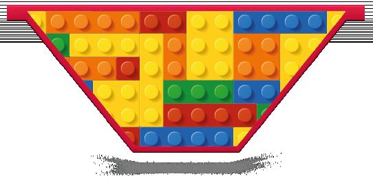 Fillers > V Filler > Toy Bricks