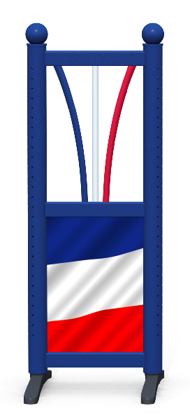 Wing > Combi G > French Flag