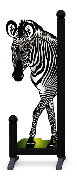 Wing > Zebra Head