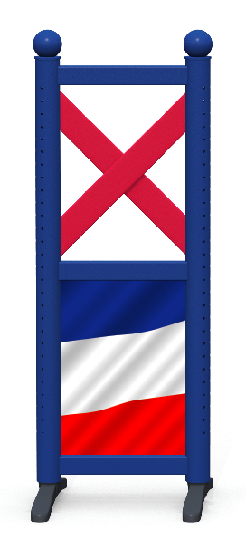 Wing > Combi F > French Flag