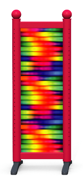 Wing > Combi N > Rainbow Tubes