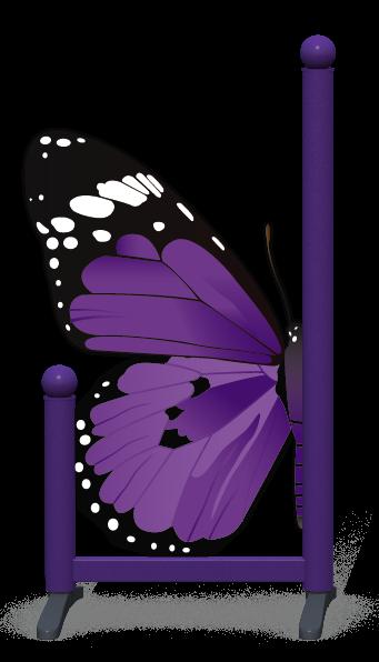 Wing > Butterfly > Purple Butterfly