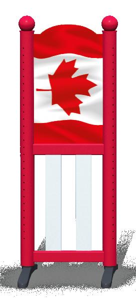 Wing > Combi L > Canadian Flag