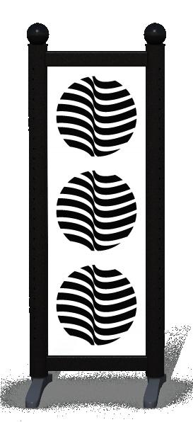 Wing > Combi N > Wavy Circles
