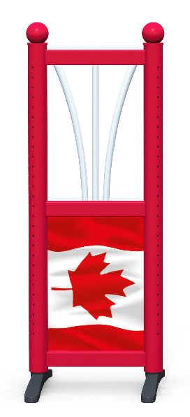Wing > Combi G > Canadian Flag