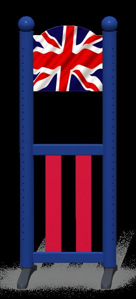 Wing > Combi K Arch > United Kingdom Flag