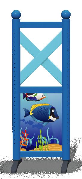 Wing > Combi F > Tropical Fish