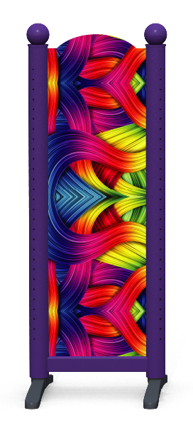 Wing > Combi M > Rainbow Ribbons