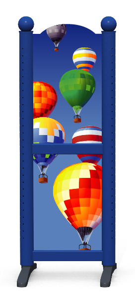 Wing > Combi H > Hot Air Balloons