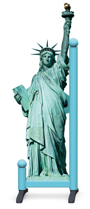 Wing > Statue of Liberty