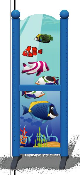 Wing > Combi H > Tropical Fish