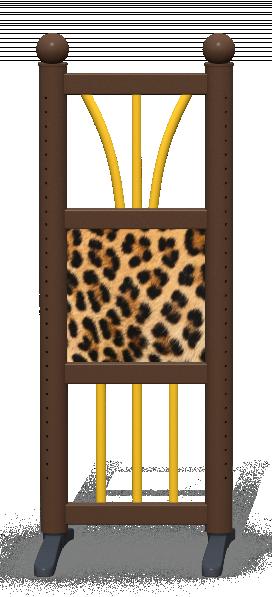 Wing > Combi D > Leopard Skin