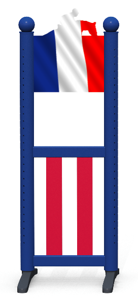 Wing > Combi I > French Flag