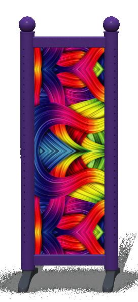 Wing > Combi N > Rainbow Ribbons