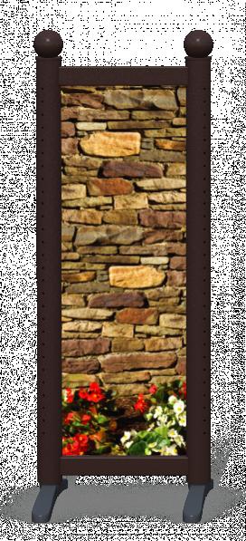 Wing > Combi N > Flowerbed Wall