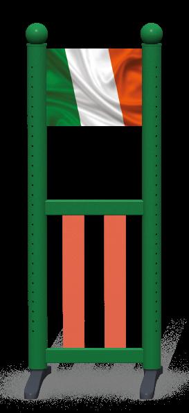 Wing > Combi K > Irish Flag