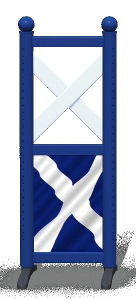 Wing > Combi F > Scottish Flag