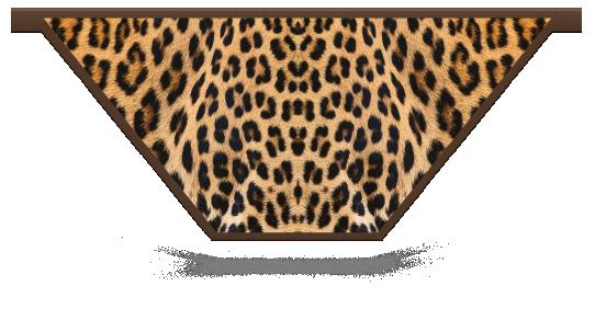Fillers > V Filler > Leopard Skin