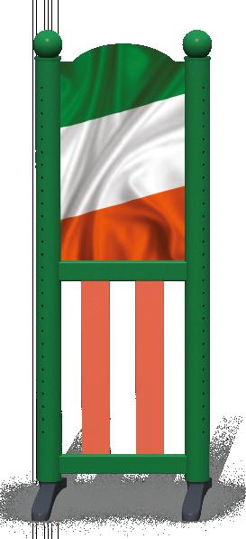 Wing > Combi L > Irish Flag