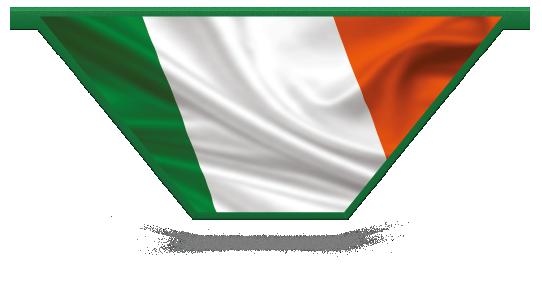 Fillers > V Filler > Irish Flag