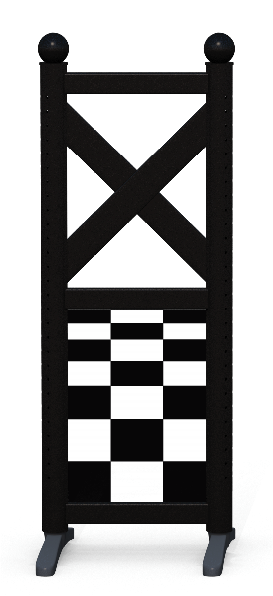 Wing > Combi F > Chequered