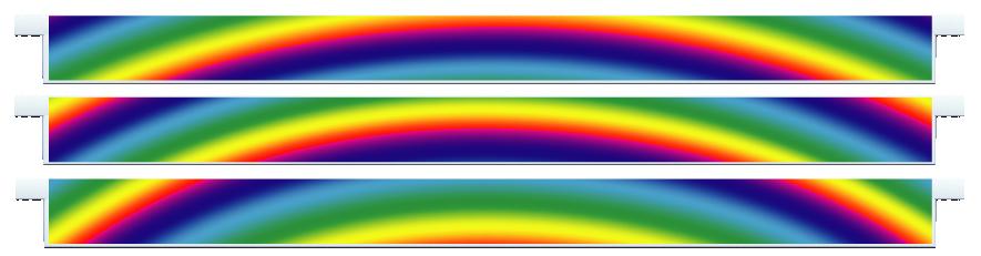 Planks > Straight Plank x 3 > Rainbow