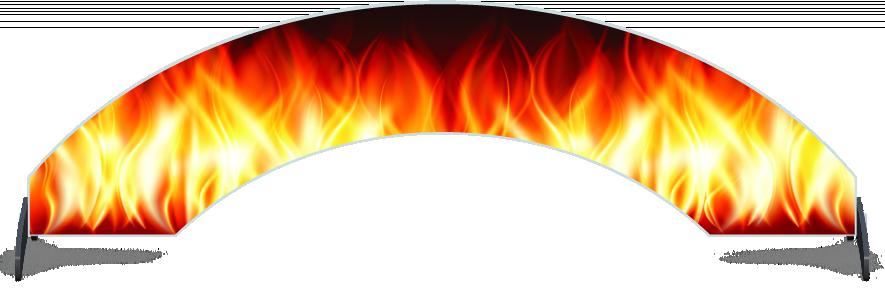 Fillers > Arch Filler > Fire