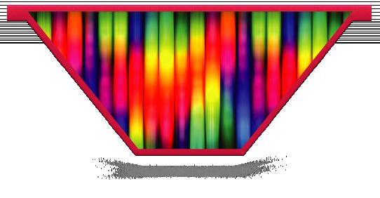 Fillers > V Filler > Rainbow Tubes