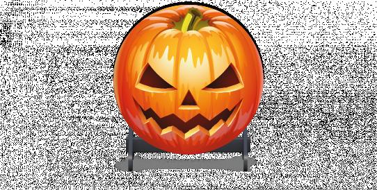 Fillers > Round Filler > Halloween Evil
