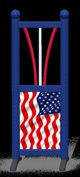 Wing > Combi G > American Flag
