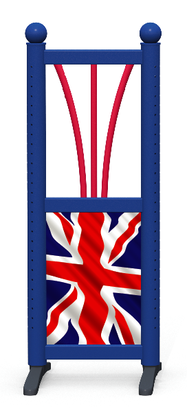 Wing > Combi G > United Kingdom Flag