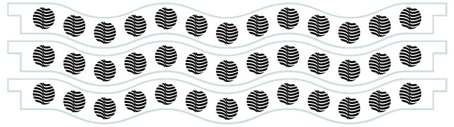 Planks > Wavy Plank x 3 > Wavy Circles
