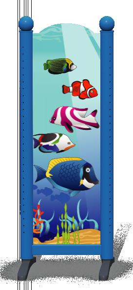 Wing > Combi M > Tropical Fish