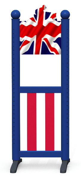 Wing > Combi I > United Kingdom Flag
