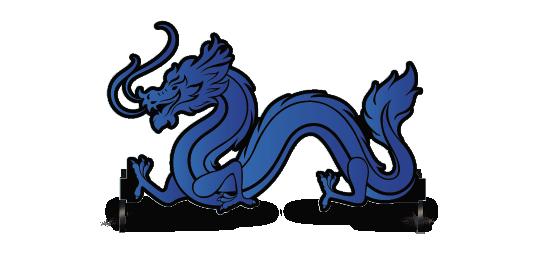 Fillers > Dragon Filler > Blue Dragon