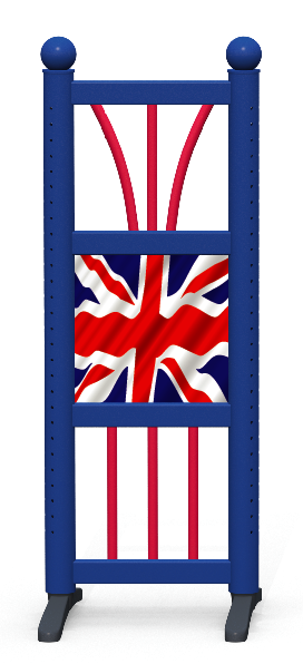 Wing > Combi D > United Kingdom Flag