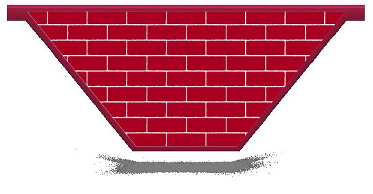 Fillers > V Filler > Full Brick