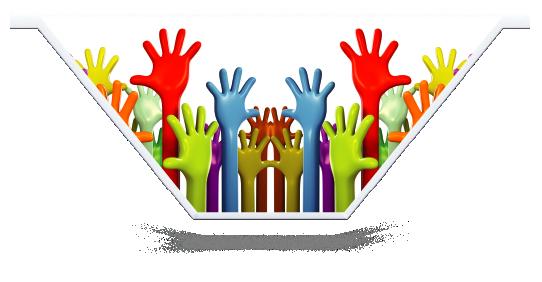 Fillers > V Filler > Colourful Hands
