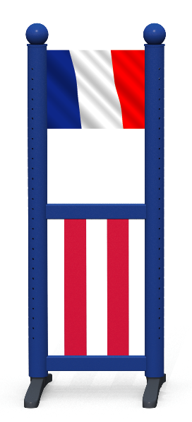 Wing > Combi K > French Flag
