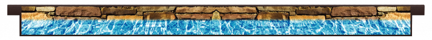 Planks > Straight Plank > Wall And Pool