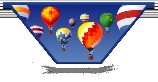 Fillers > V Filler > Hot Air Balloons