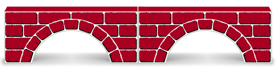Fillers > Viaduct Wall > Puissance Brick