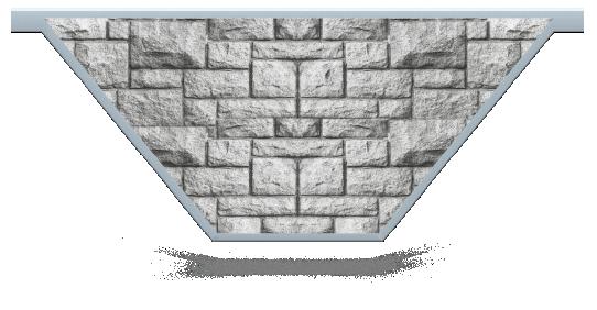 Fillers > V Filler > Pillar Brick