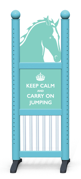 Wing > Combi Horse Head > Keep Calm