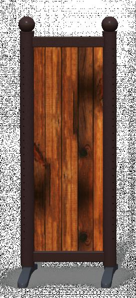 Wing > Combi N > Dark Wood