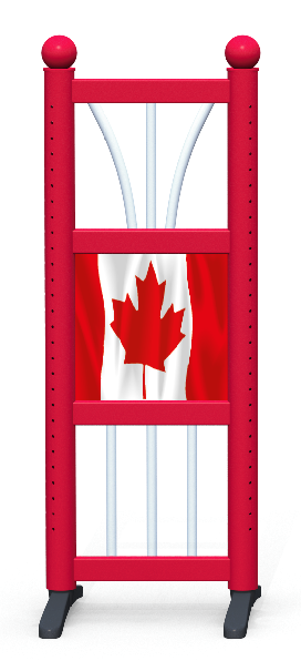 Wing > Combi D > Canadian Flag